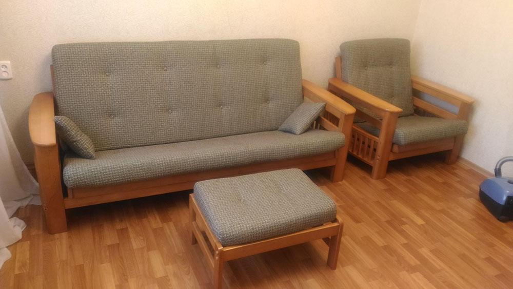 Обивка мебели цены на дому