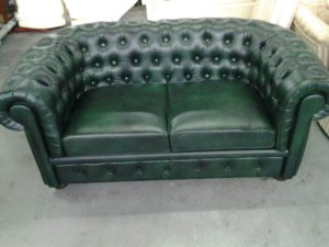 Ремонт кожаных диванов